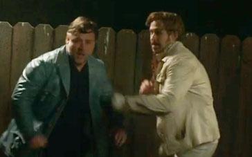 《好好侦探》片段 高斯林、罗素·克劳喋喋不休
