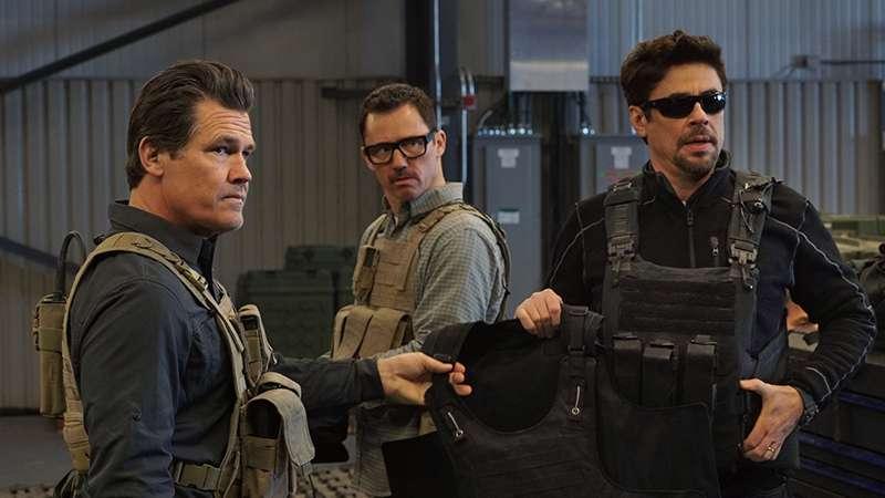 《边境杀手2:边境战士》最新片段曝光