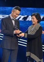 """2013名优新""""播放音员主持人颁奖典礼"""