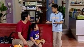 刘星狡辩给弟弟倒半杯牛奶是好意,还搬出孔融让梨故事