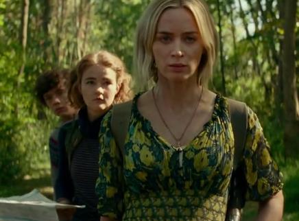 《寂静之地2》先导预告 艾米莉·布朗特举家进入未知世界