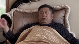 林父询问邹雨公司情况,林启正在旁指责邹雨办事不力?