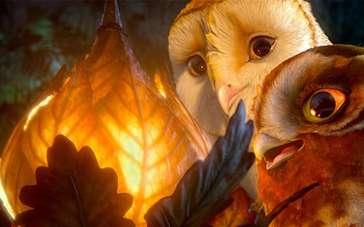 《猫头鹰王国:守卫者传奇》片段4