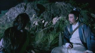 《射雕英雄传胡歌版》道士先要叫郭靖的就是睡觉