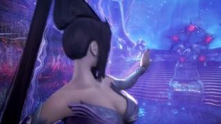 魔法与魔法间的战斗 水幕莲华是什么鬼