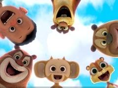 熊熊乐园15秒宣传片