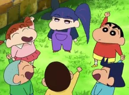 《蜡笔小新:梦境世界大突击》预告 新角色小崎登场笑料不断