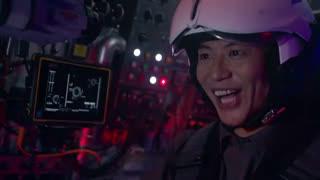 遥辉与叶虎先生联手