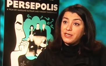 《我在伊朗长大》特辑 玛嘉·莎塔琵