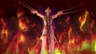 火领主强行剥离火印记王默苦不堪言 还能活下来吗?