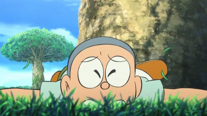 哆啦A梦:大雄与奇迹之岛 台湾先行版 (中文字幕)