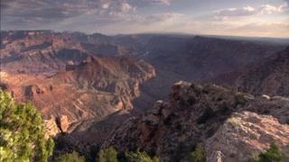 太阳系的秘密:大峡谷衬托出人类的渺小 峡谷竟然是这样产生的