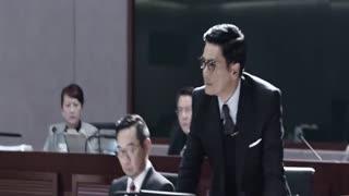 《寒战2》第一场调研会 李文斌突然倒戈4