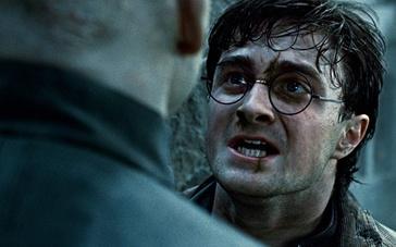 《哈利·波特与死亡圣器(下)》片段7