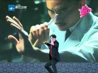 【娱乐梦工厂】《一代宗师3D》首映:张震加戏亮剃刀