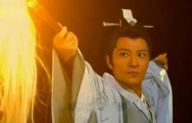 剑侠-48:吕洞宾深夜树林大战半天云