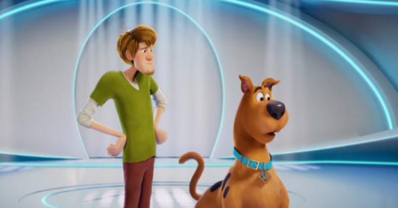 华纳动画电影《史酷比狗》发布新正式预告
