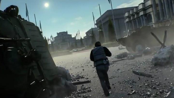 生化危机:诅咒 日本预告片