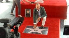 迈克尔·基顿 留名好莱坞星光大道