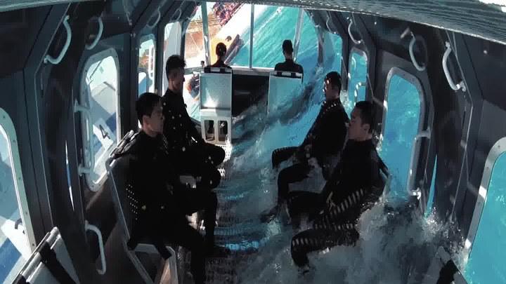 紧急救援 花絮3:模拟舱特辑 (中文字幕)