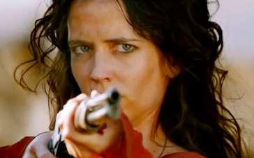 《救世》中文英国版预告 伊娃·格林持枪选择正义