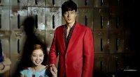 韩娱-《主君的太阳》徐仁国个海报拍摄CUT
