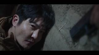 《我是余欢水》徐二炮被警察击倒 却仍挣扎着给了余欢水一枪
