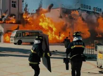 《烈火英雄》特辑 最安全的方法拍最危险的镜头