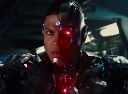 《正义联盟》角色预告钢骨篇 雷·费舍红色义眼科技感十足