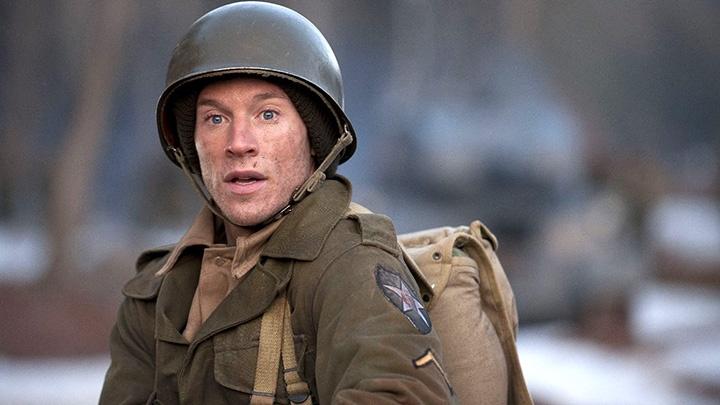 《英雄连》坦克遭遇战片段