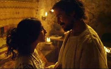 《法老与众神》精彩片段 贝尔含情脉脉望美女