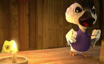 《疯狂丑小鸭》调档预告 丑小鸭开启冒险之旅