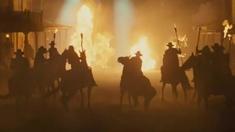 牛仔和外星人 片段之Under Attack