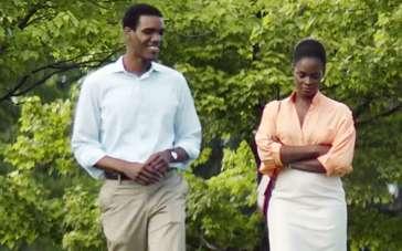 《南方有你》中文预告 奥巴马与第一夫人恋爱史