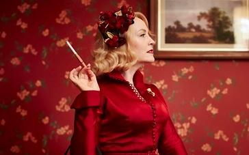 《裁缝》幕后特辑 解析凯特·温丝莱特华美服饰