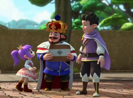 《我的爸爸是国王》终极预告片 曝影片多元风格,欢乐来袭