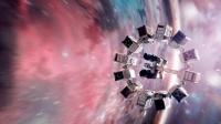 """《星际穿越》曝""""宇宙奇观""""版制作特辑 银幕首现虫洞与黑洞震撼画面"""
