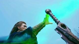 《蜀山战纪第3季》全方位无死角的吴奇隆,干什么都这么帅