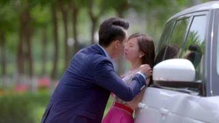 总裁不喜欢我跟男友秀恩爱 把我按在车上