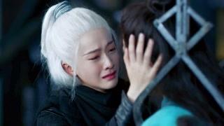 《白发》小美女张雪迎请问她换了多少套衣服