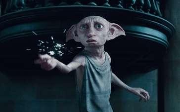 《哈利·波特与死亡圣器(上)》片段