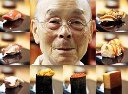 纪录片《寿司之神》中文预告 美食达人秘技全记录