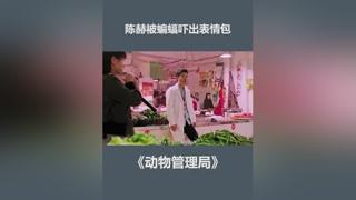 #陈赫被蝙蝠吓出表情包,太逗了#动物管理局 #王子文