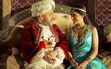 《阿拉丁与神灯》特辑 史上最扯父子嗨翻童话届