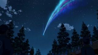 大家都在为爆炸事故而紧张 同时彗星也出现了