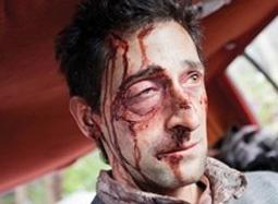 布洛迪《失事》中文预告 车祸醒来身份成迷