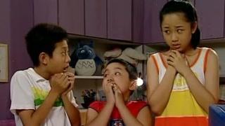 夏东海为三姐弟上危机安全课,看完网页直接把孩子吓破胆