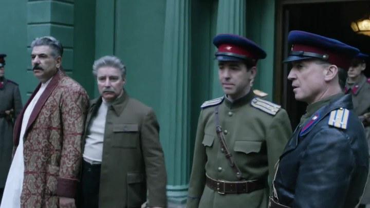 斯大林之死 预告片2