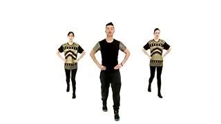 王广成广场舞 健身舞《一路惊喜》