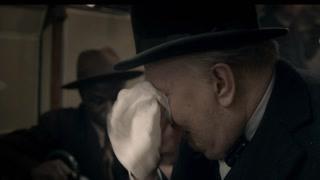 要打仗还是要和谈   丘吉尔落泪了